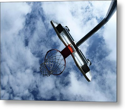 Long Shot Metal Print by Tom Druin