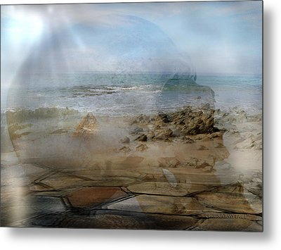 Metal Print featuring the photograph Long Time Gone ... by Chris Armytage