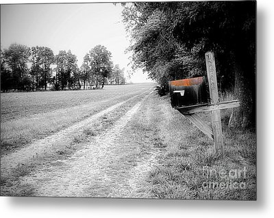 Long Way Home Metal Print