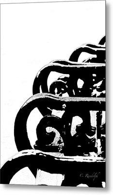 Longing For Yesterday Metal Print by Cheri Randolph