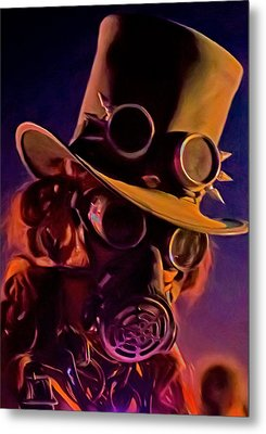 Looking At You Metal Print by Michael Pickett