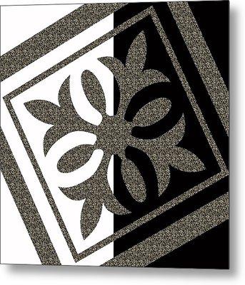 Looking For Balance Metal Print by Georgeta Blanaru