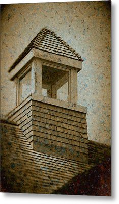 Metal Print featuring the photograph Lookout by WB Johnston