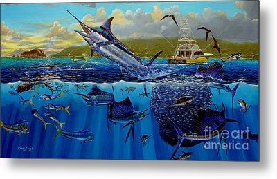 Los Suenos Metal Print by Carey Chen