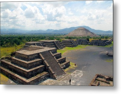 Lost City Metal Print
