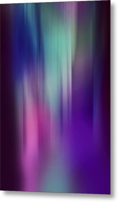 Lost In The Enchanting Forest  2 Metal Print by Jenny Rainbow
