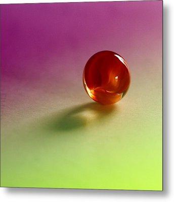 Lost Marbles  Metal Print by Tom Druin