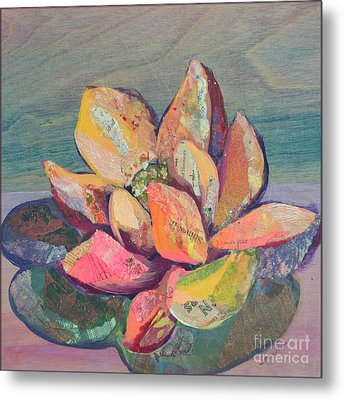 Lotus IIi Metal Print by Shadia Derbyshire