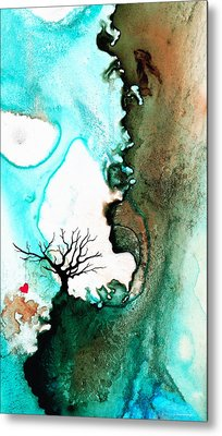 Love Has No Fear - Art By Sharon Cummings Metal Print by Sharon Cummings