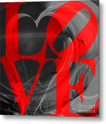 Love Heart 20130707 V1b Metal Print
