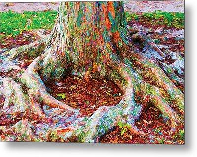 Love Of Trees Metal Print