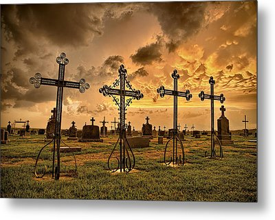 Loved Ones Metal Print