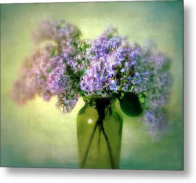 Lovely Lilac  Metal Print by Jessica Jenney