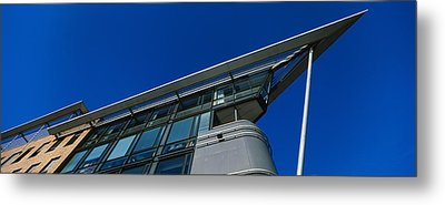 Low Angle View Of A Building, Aker Metal Print by Panoramic Images