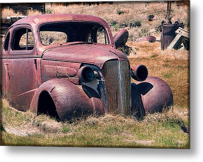 Metal Print featuring the photograph Low Rider by Steven Bateson