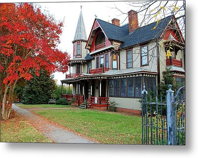 Lowenstein-henkel House Metal Print