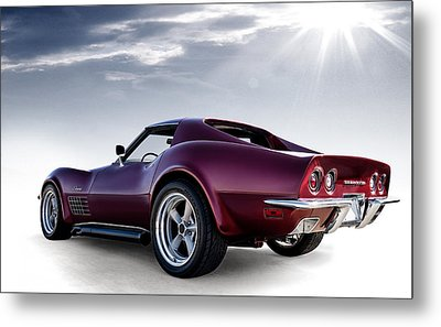 Lt1 Stingray Metal Print by Douglas Pittman