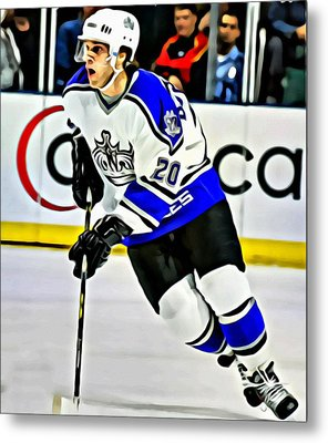 Luc Robitaille Metal Print