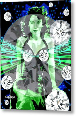 Lucy In The Sky With Diamonds Metal Print by Seth Weaver
