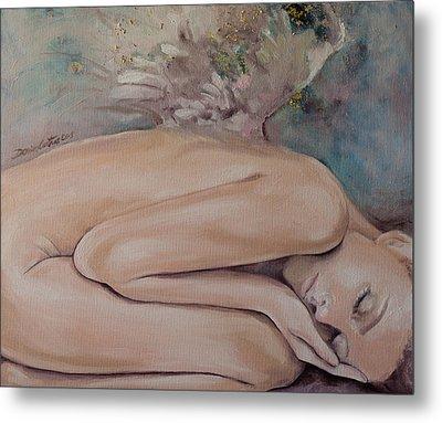 Lullaby Metal Print by Dorina  Costras