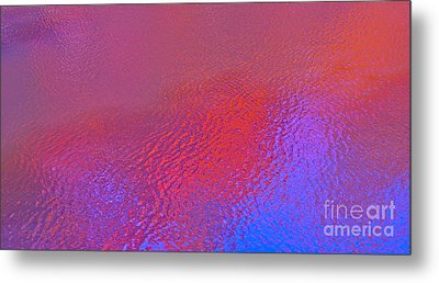 Luminescence Metal Print by Cindy Lee Longhini