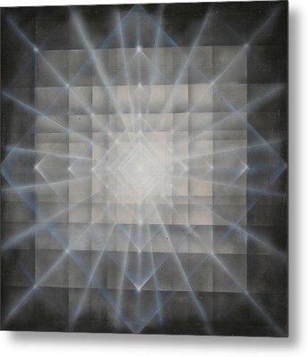 Luminocity Metal Print by Elizabeth Zaikowski