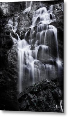 Luminous Waters Metal Print by Janie Johnson