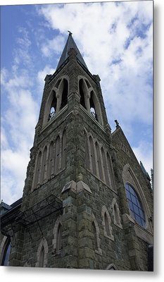 Metal Print featuring the photograph Luray Chapel by Laurie Perry