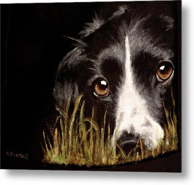 Madge Metal Print
