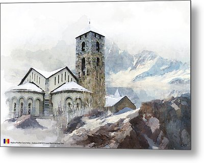 Madriu Perafita Claror Valley Metal Print by Catf