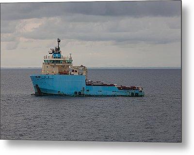 Maersk Transporter Metal Print