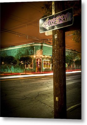 Magazine And Webster Metal Print by Ray Devlin