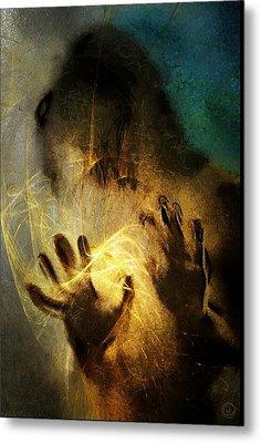 Magic Hands Metal Print by Gun Legler