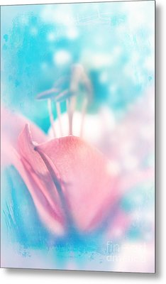 Magic Lily  Metal Print