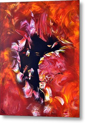 Magic Night Metal Print by Isabelle Vobmann