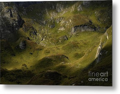 Magic Rock Metal Print