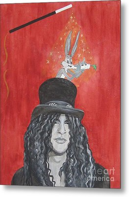 Magic Slash Metal Print by Jeepee Aero