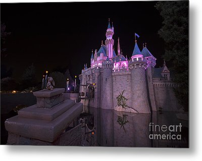 Magical Disney Metal Print
