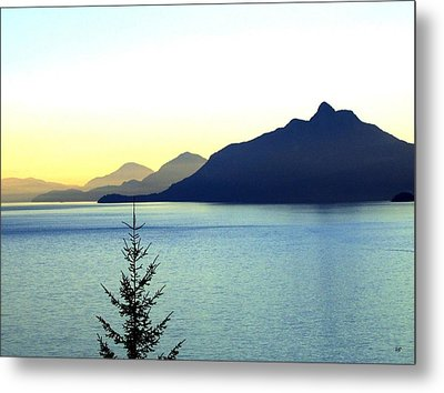 Magnificent Howe Sound Metal Print by Will Borden
