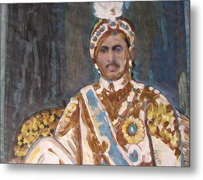 Maharaja Jai Singh Metal Print