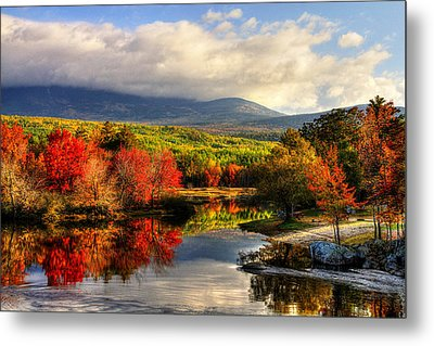 Maine's Beauty Metal Print