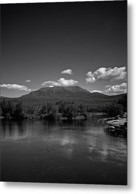 Maine's Nature Wonderland Metal Print by Mountain Dreams
