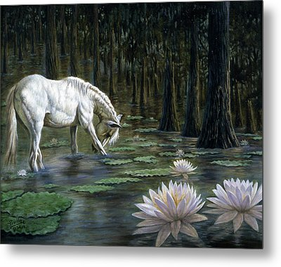 Majestic Metal Print by Gregory Perillo