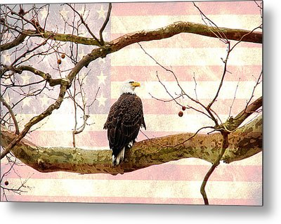 Metal Print featuring the photograph Majestic II by Trina  Ansel