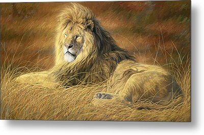 Majestic Metal Print by Lucie Bilodeau