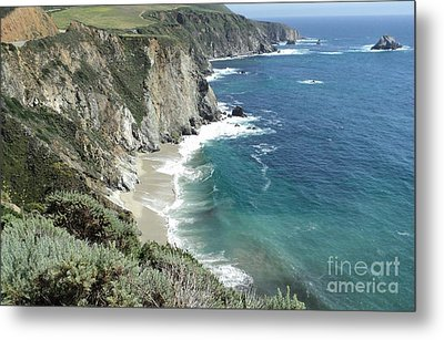 Metal Print featuring the photograph Majestic Sea by Carla Carson