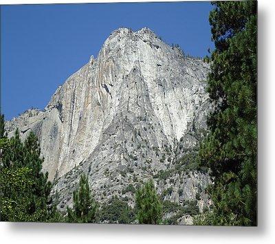 Majestic Yosemite Metal Print