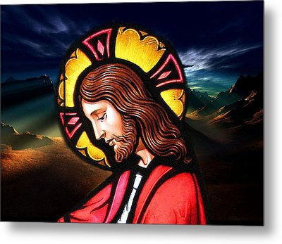 Metal Print featuring the digital art Majesty by Karen Showell