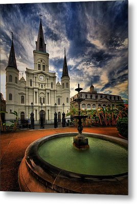 Metal Print featuring the photograph Make A Wish by Robert McCubbin