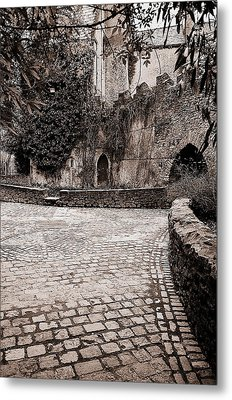 Malahide Castle Grounds Metal Print